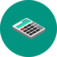 ap maths calculator icon